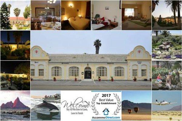 Hotel Prinzessin Rupprecht Swakopmund - 17