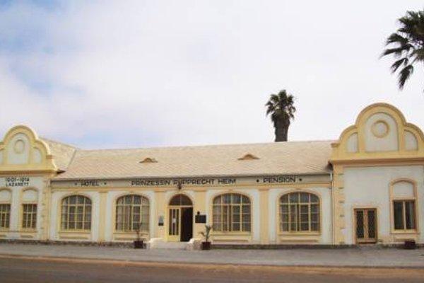 Hotel Prinzessin Rupprecht Swakopmund - 21