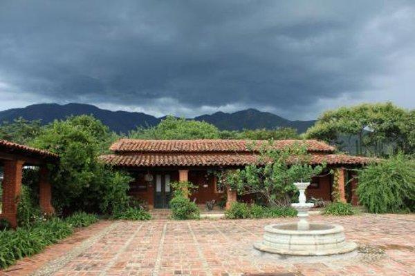 Hotel Huayapam Yuu Spa - фото 14