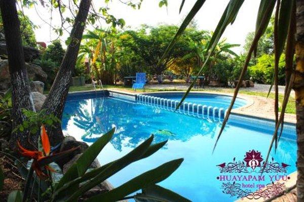 Hotel Huayapam Yuu Spa - фото 17