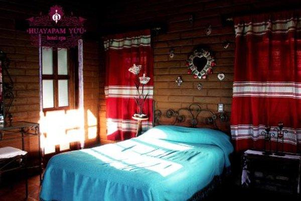 Hotel Huayapam Yuu Spa - фото 5