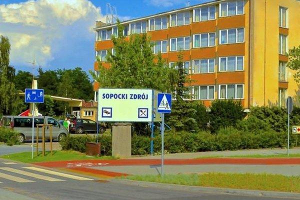 Dom Wypoczynkowy Sopocki Zdroj - фото 23