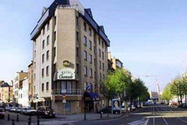 Best Western Hotel Chamade - фото 22