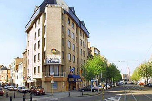 Best Western Hotel Chamade - фото 23