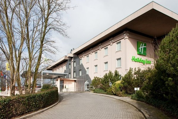 Holiday Inn Gent Expo - фото 22