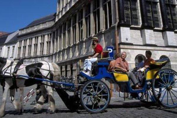Hotel Astoria Gent - фото 22