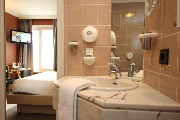 Hotel Astoria Gent - фото 5