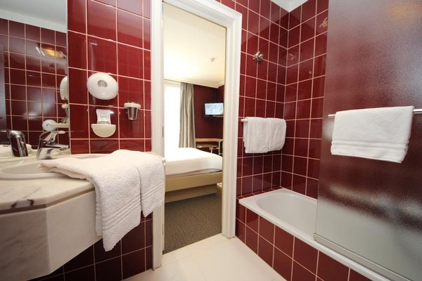Hotel Astoria Gent - фото 9