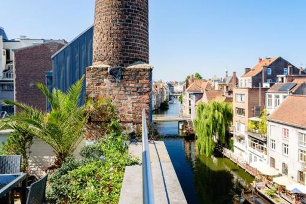 Ghent River Hotel - 21