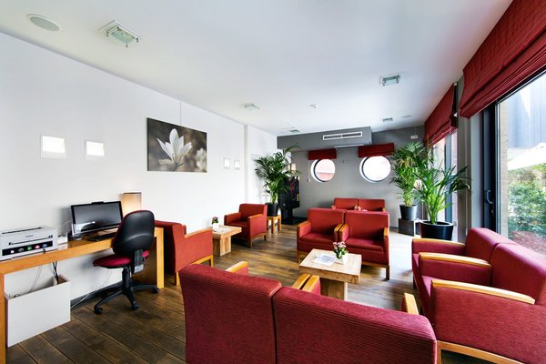 Ghent River Hotel - 6