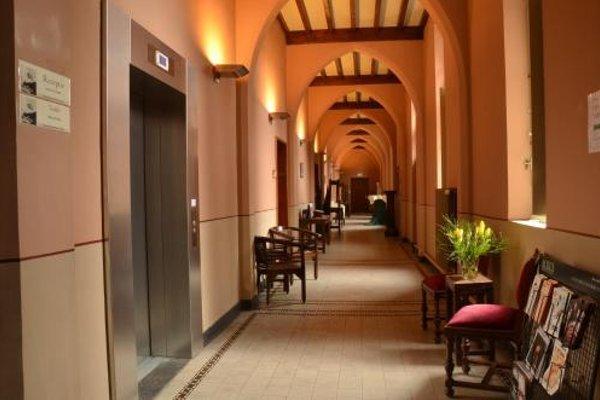 Hotel Monasterium PoortAckere - фото 14