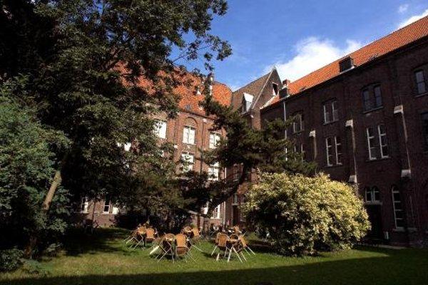 Hotel Monasterium PoortAckere - фото 23