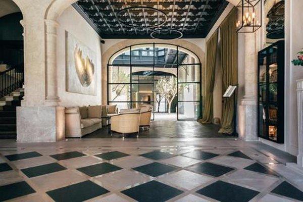 Sant Francesc Hotel Singular - фото 12