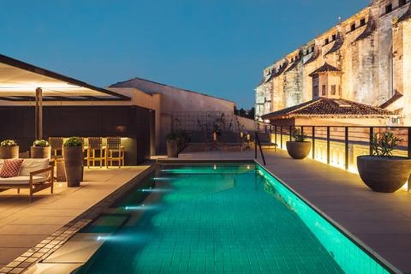 Sant Francesc Hotel Singular - фото 21