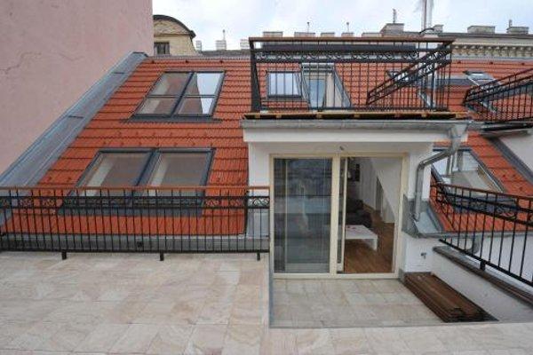 Debo Apartments Lackierergasse - фото 23