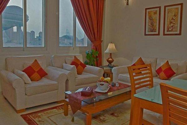 La Villa Najd Hotel Apartments - фото 10