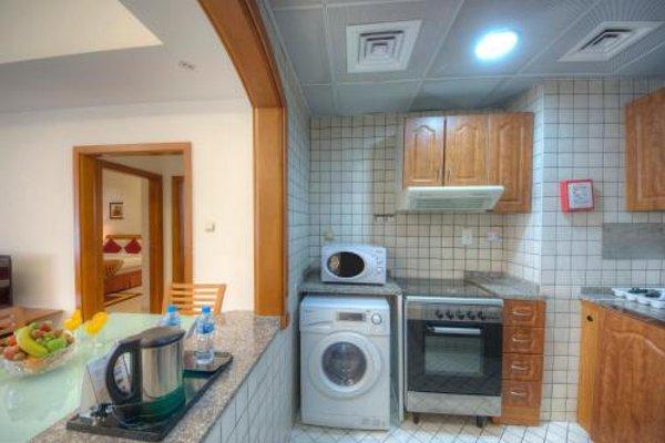 La Villa Najd Hotel Apartments - фото 13