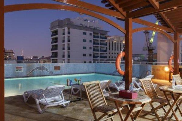 La Villa Najd Hotel Apartments - фото 21