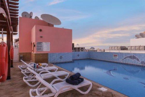 La Villa Najd Hotel Apartments - фото 22