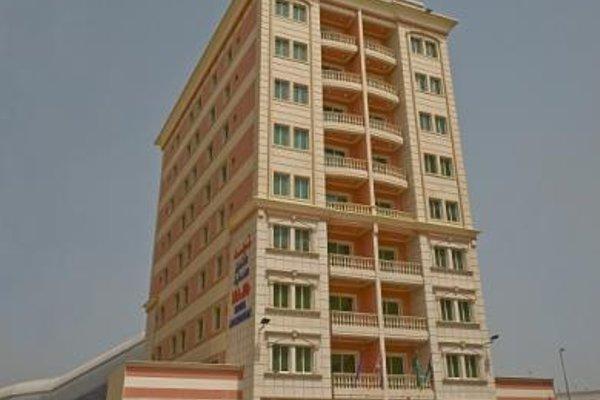 La Villa Najd Hotel Apartments - фото 23