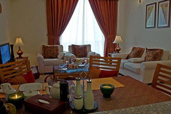 La Villa Najd Hotel Apartments - фото 8