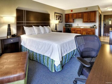 Гестхаус Hampton Inn Greensburg