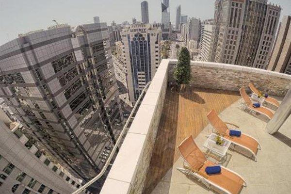 TRYP by Wyndham Abu Dhabi City Center - фото 68