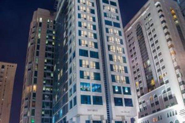 TRYP by Wyndham Abu Dhabi City Center - фото 71