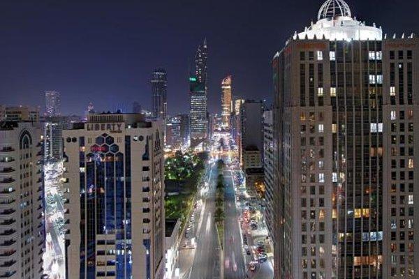 TRYP by Wyndham Abu Dhabi City Center - фото 72