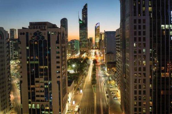 TRYP by Wyndham Abu Dhabi City Center - фото 73