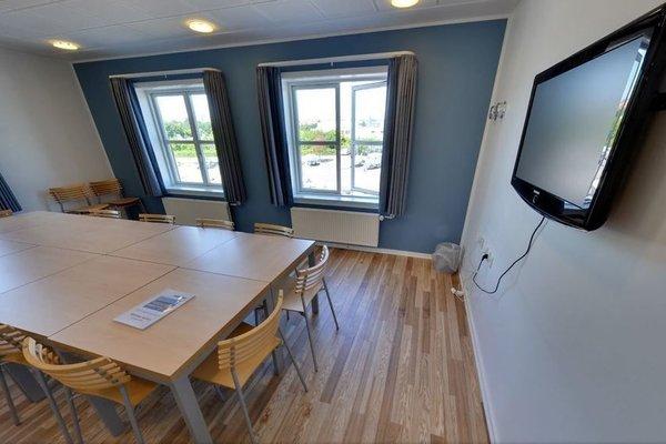 BB-Hotel Aarhus Havnehotellet - фото 10