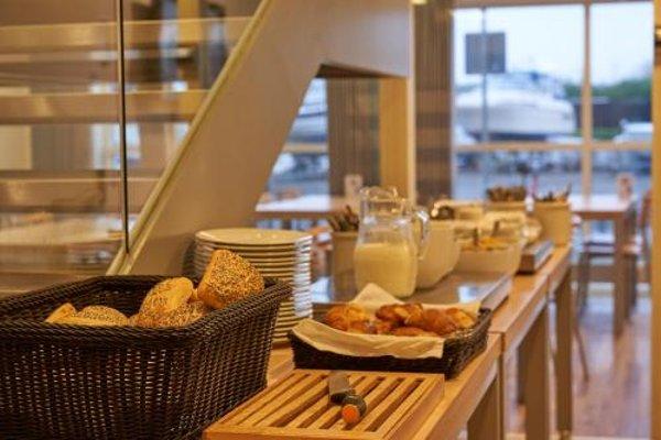 BB-Hotel Aarhus Havnehotellet - фото 11