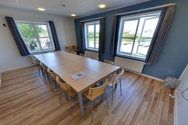 BB-Hotel Aarhus Havnehotellet - фото 16