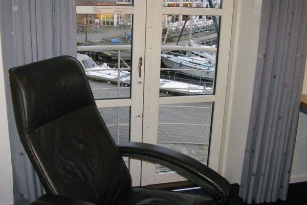 BB-Hotel Aarhus Havnehotellet - фото 18