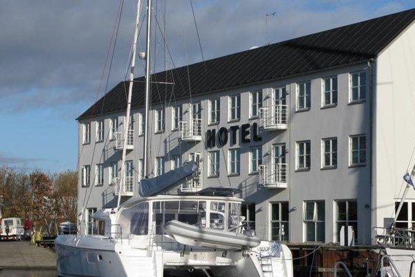 BB-Hotel Aarhus Havnehotellet - фото 21