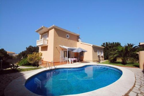 Villa Bugamvilla - фото 16