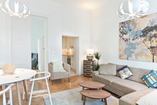 HeyMi Apartments Opernring - 6