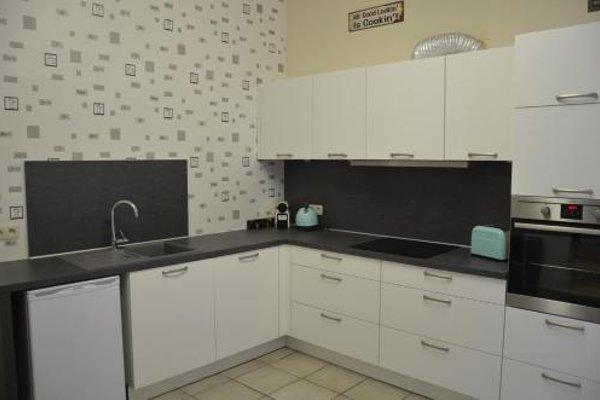 Apartment Sariks Place - фото 16