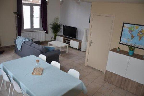 Apartment Sariks Place - фото 4