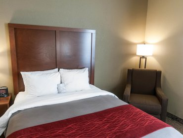 Апартаменты Comfort Inn & Suites LaGrange
