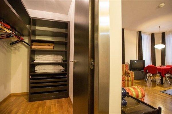 Residence Hotel Castelvecchio - фото 12