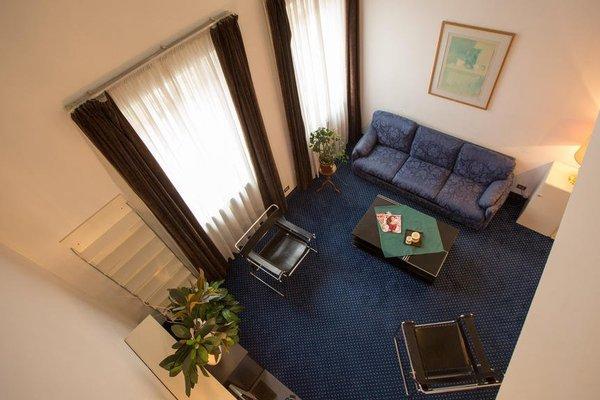 Residence Hotel Castelvecchio - фото 3