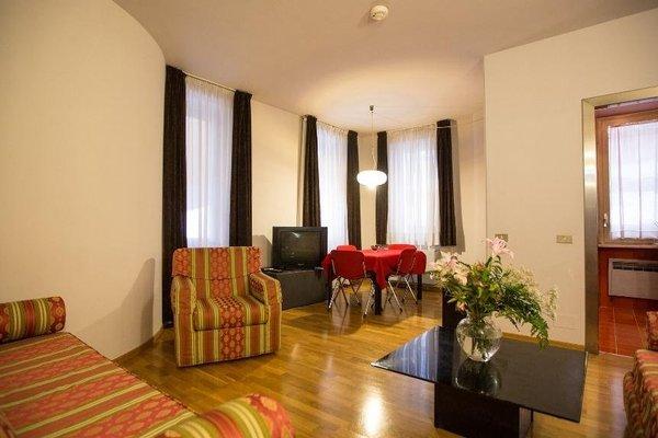 Residence Hotel Castelvecchio - фото 5