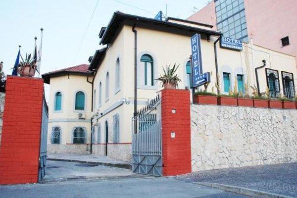 Capodichino International Hotel - фото 22
