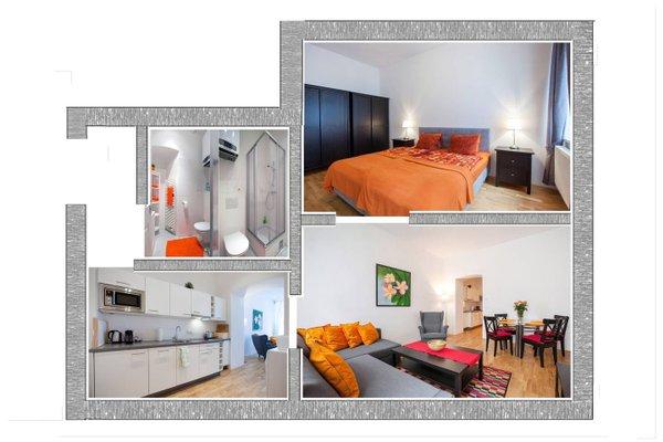 All Inclusive Vienna Apartments - фото 6
