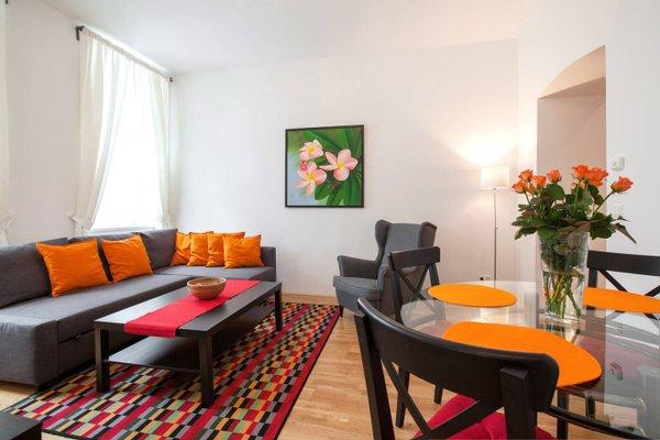 All Inclusive Vienna Apartments - фото 9