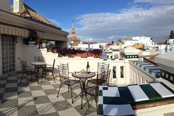 Sevilla Central Suites Apartamentos Puerta Jerez - фото 20