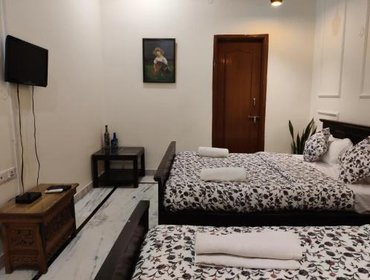 Хостел Le Pension Backpackers Hostel Jaipur
