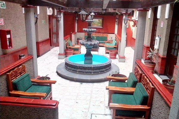 Отель «Reforma 2000» - 22