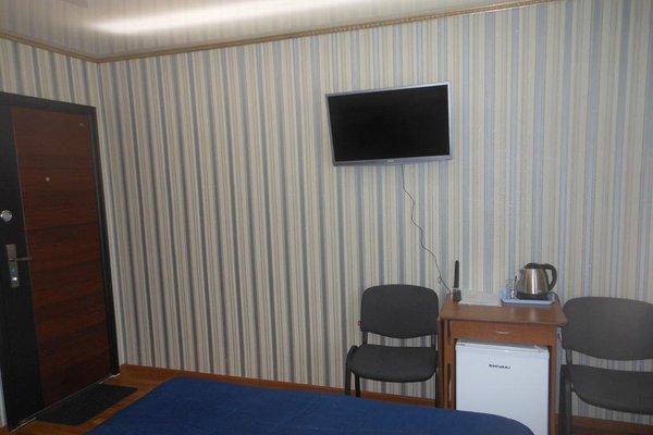 Гостиница Набережная - фото 12